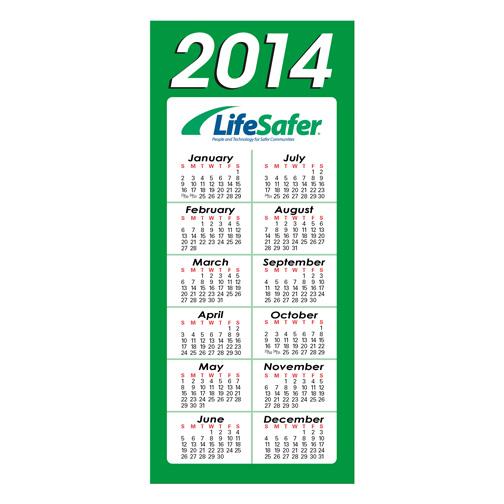 Year Calendar Magnetic : Econo magna cal magnetic calendar